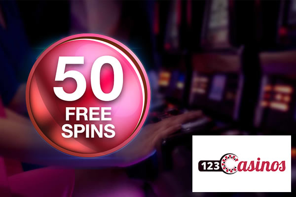 123Casinos Offer 3931  page
