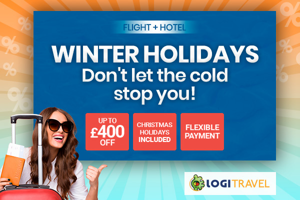 Logitravel Offer 3160  page