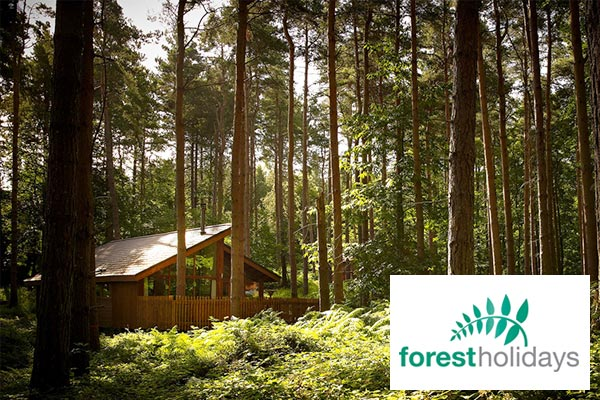 Forest Holidays Offer 3301  page