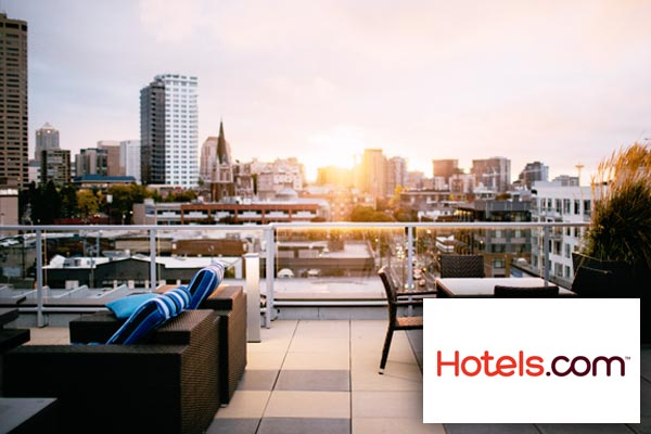Hotels.com Offer 3480  page