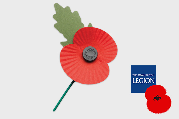The Royal British Legion Offer 3245  page