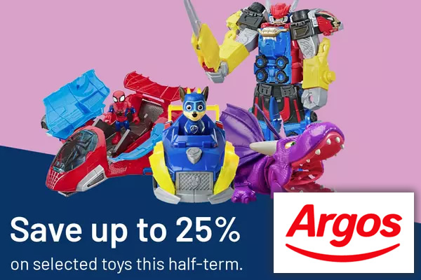 Argos Offer 3375  page