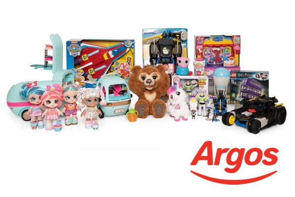 Argos Offer 3029  page