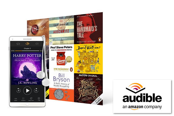 Audible Offer 4239  page