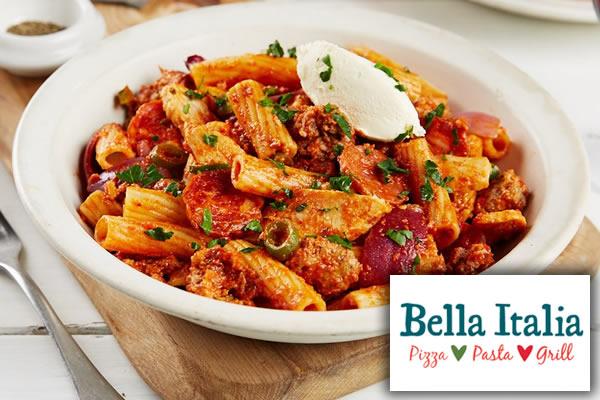 Bella Italia Offer 3140  page