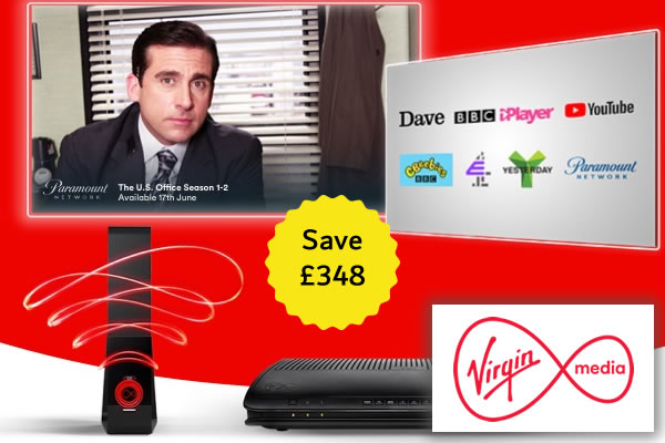 Virgin Media Offer 3108  page