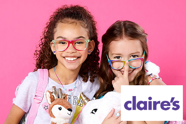 Claire's Offer 3485  page