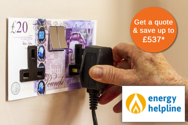 Energy Helpline Offer 2270  page