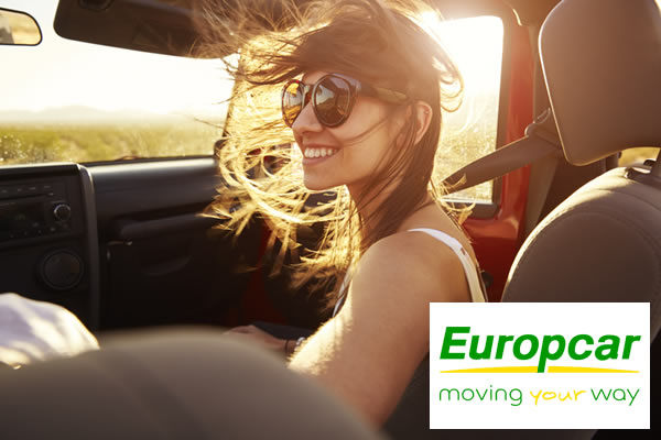 Europcar Offer 3812  page