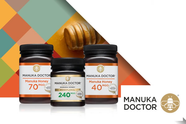 Manuka Doctor Offer 3246  page