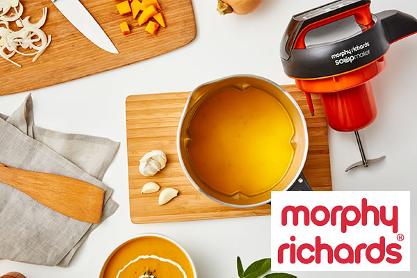 Morphy Richards Offer 2167  page