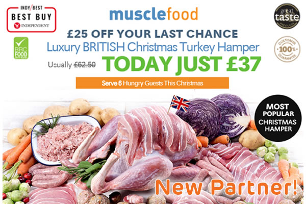 Musclefood Offer 2637  page