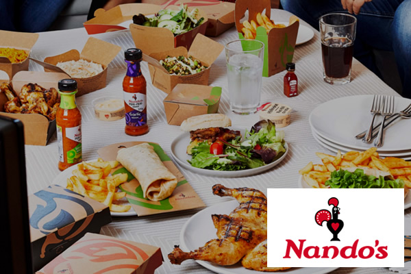 Nando's Offer 2056  page