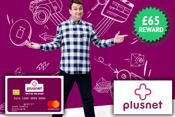 Plusnet Offer 2887  page