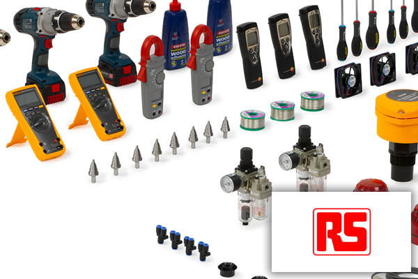 RS Components Offer 2626  page