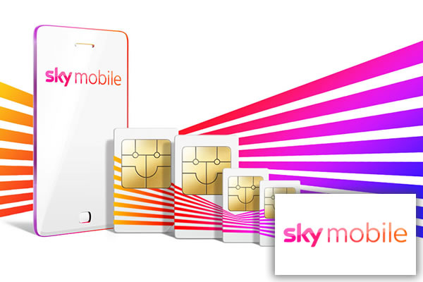 Sky Mobile Offer 3443  page