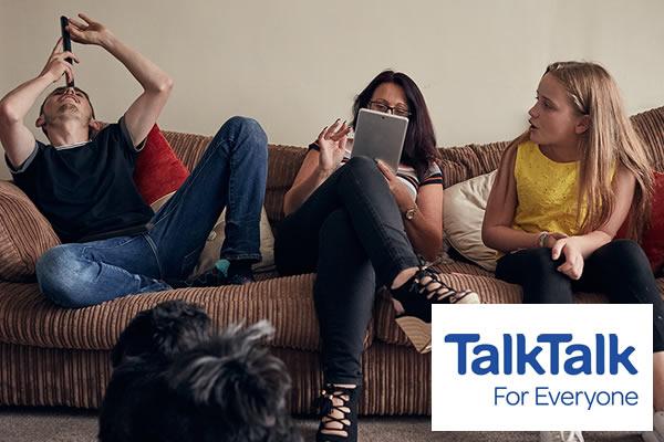 Talk Talk Offer 3611  page