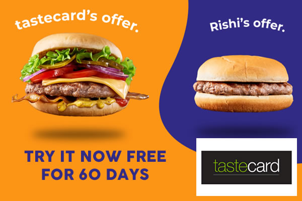 Tastecard Offer 3525  page