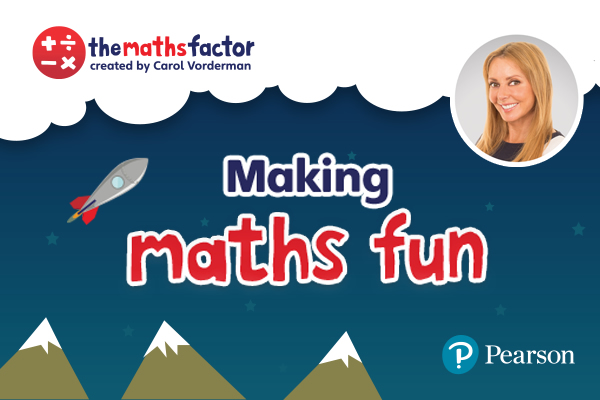 The Maths Factor Offer 3350  page