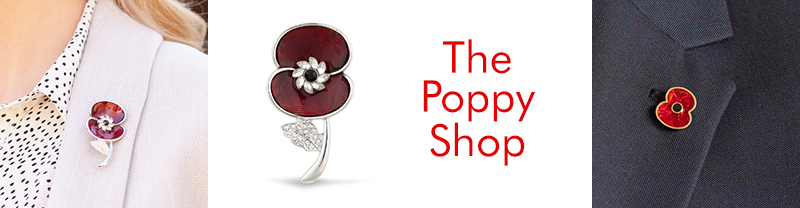 Banner image from The Poppy Shop