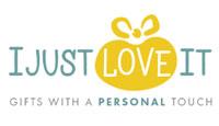 I Just Love It logo