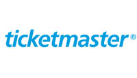 Ticketmaster logo, links to all discounts for Ticketmaster