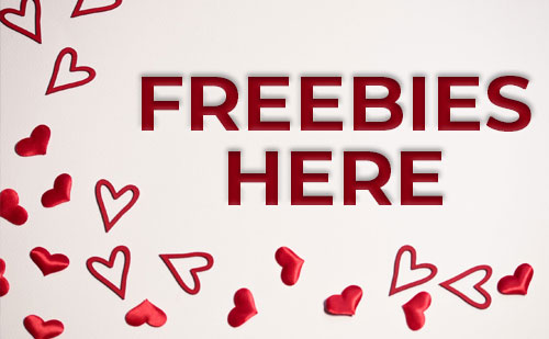 Banner image for Freebies