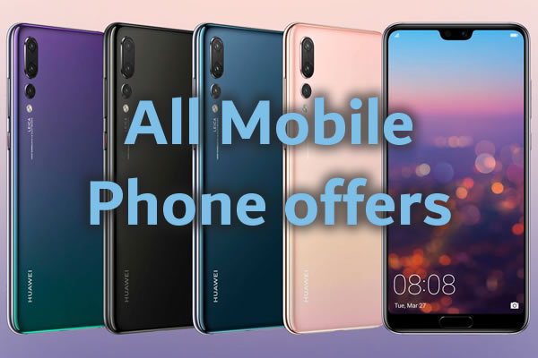 exclusive mobile phone savings